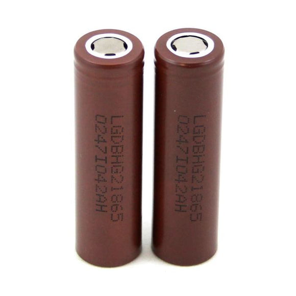 Lg Hg2 18650 3000Mah Batteries (2 Pc) Accessories