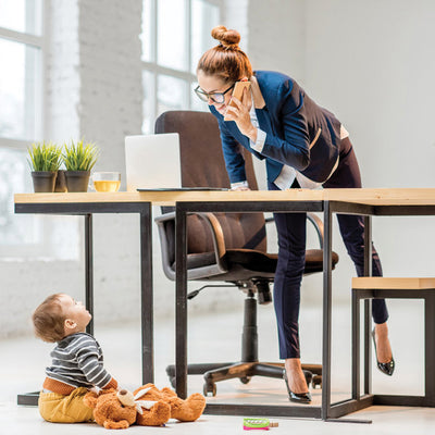 9 Challenges We All Face As Working Moms
