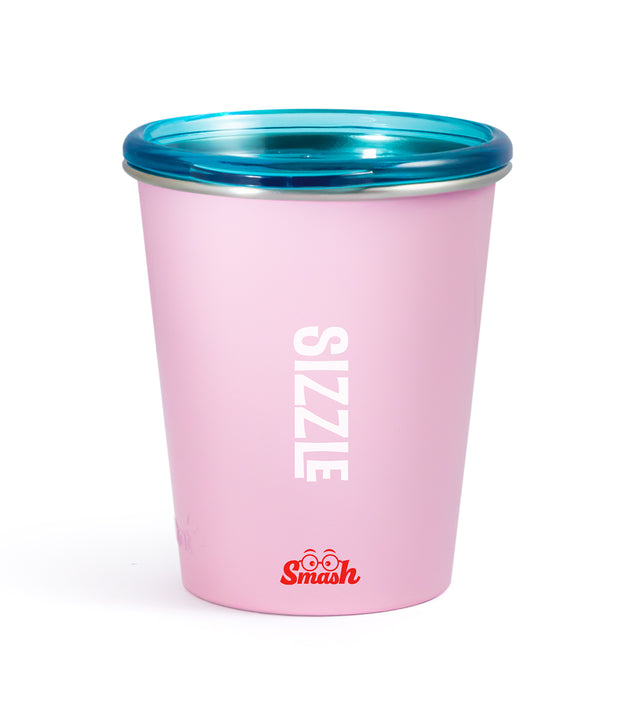 Stainless Steel Tumbler with Training Lid