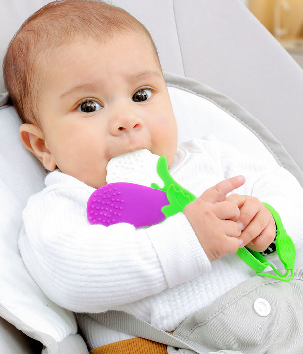 Silicone Veggie Teether