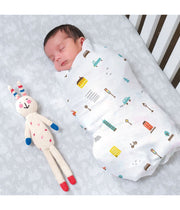 Pamper Soft Bamboo Swaddle