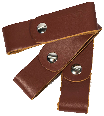 Leather Breakaway Pieces for Halters