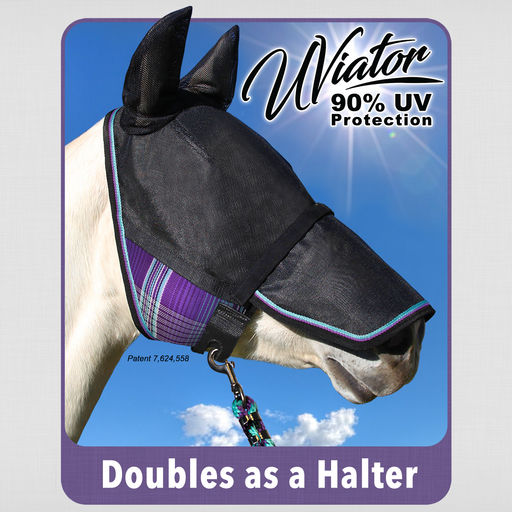 UViator Protective Mask with Nose and Ears - 90% UV Protection