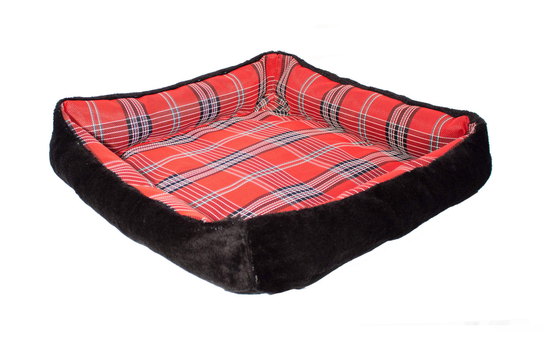 Reversible Deluxe Dog Bed