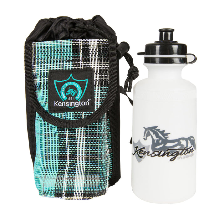 Single Water Bottle Holder w/Bottle