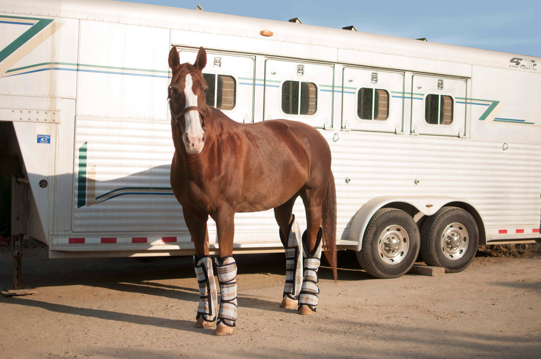 Trailering Boots - Set of Four
