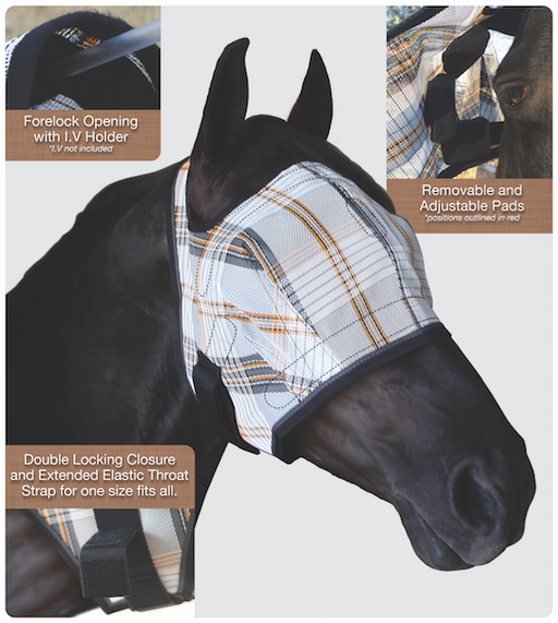 Post Surgical / Recovery Fly Mask