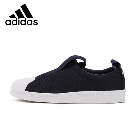 ADIDAS Superstar Slip On Original Mens & Womens Skateboarding Shoes Breathable Stability Sneakers For Mens & Womens Shoes