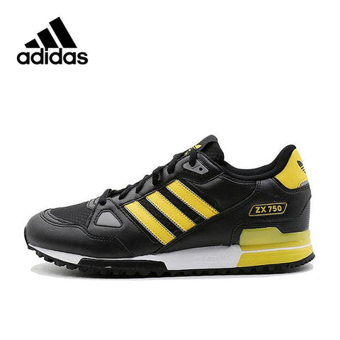 Adidas Official New Arrival Originals ZX 750 Men's Skateboarding Shoes Sneakers S76193 S76194
