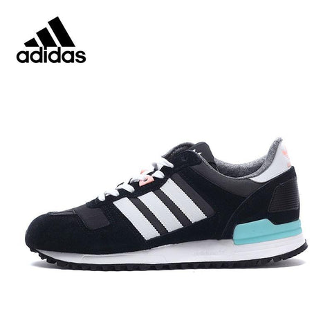 Adidas Official New Arrival 2017 Originals ZX 700 W Women's Skateboarding Shoes Sneakers BY2338 BY2337