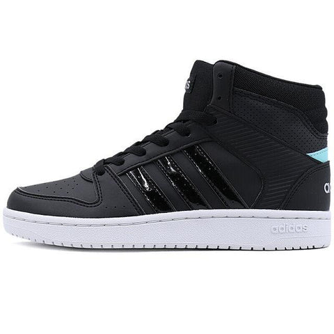 Adidas Official New Arrival Official NEO Women's High Top Skateboarding Shoes Sneakers B74237