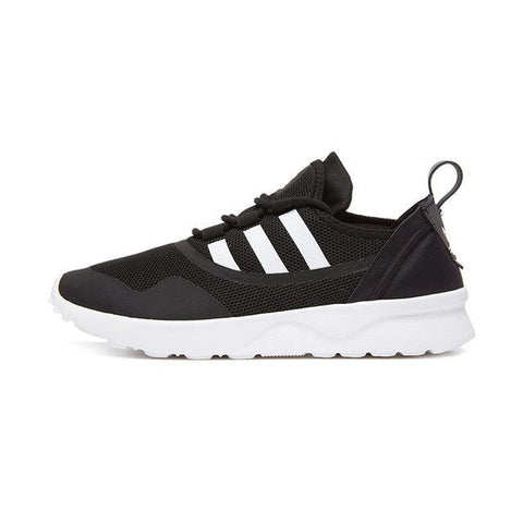 Adidas Official New Arrival 2017 Originals ZX FLUX Women's Skateboarding Shoes Sneakers BB2285 BB2286