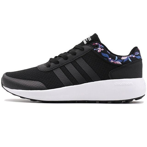 Adidas Authentic New Arrival 2017 NEO Label CLOUDFOAM RACE Women's Skateboarding Shoes Sneakers AW3845