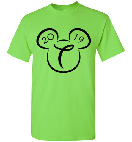 2019 Mickey - ADULT - T
