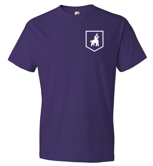 Fortnite Inspired T-Shirt - Llama Banner