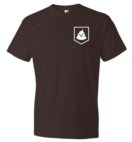 Fortnite Inspired T-Shirt - Poop Emoji Banner