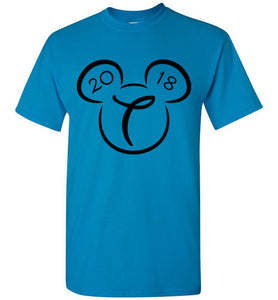 Adult - 2018 Mickey - T