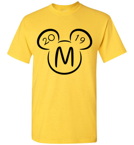 2019 Mickey - YOUTH - M