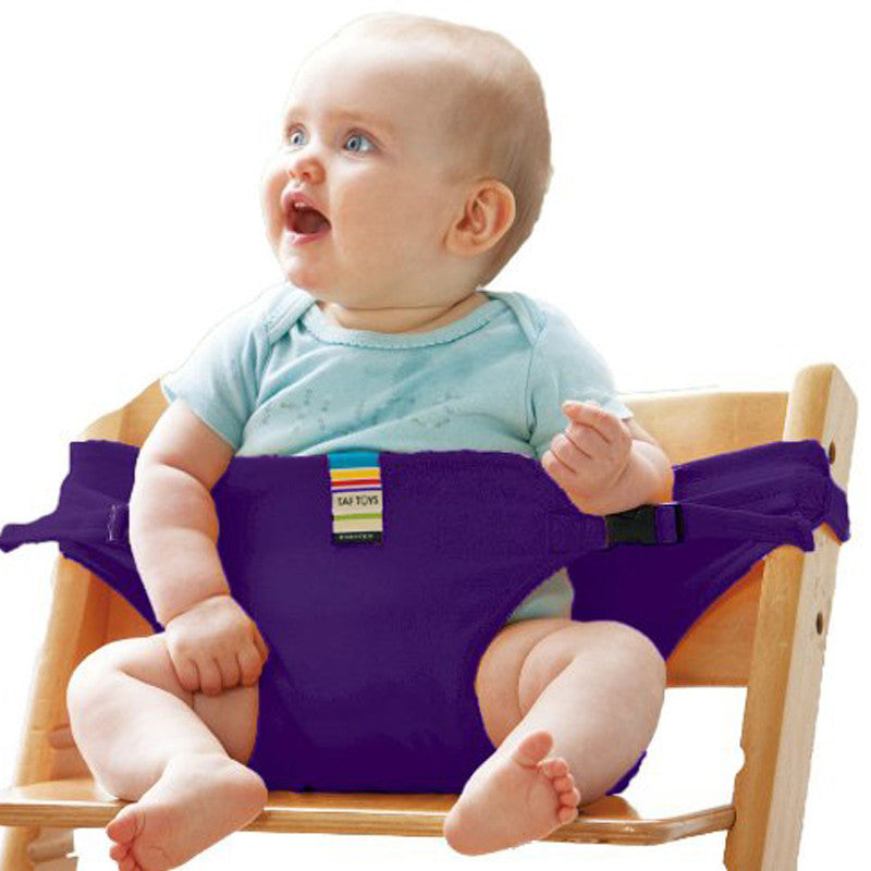 Infant and Toddler Portable Adjustable Chair