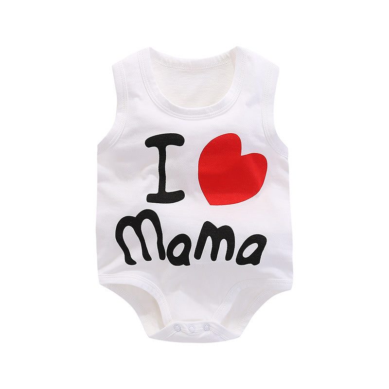 I Heart Mama Onesie - Baby and Toddler