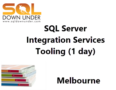 SQL Server Integration Services Tooling (1 day)
