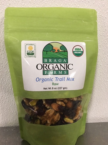 12- 8 oz bags of Organic Trail Mix