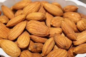 25 lbs Organic Non-Pareil Almonds
