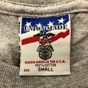 Stone Cold Crazy for Unions - Ojeda for President 2020 - Red - Union Made in America, 100% Cotton, and Printed in WV