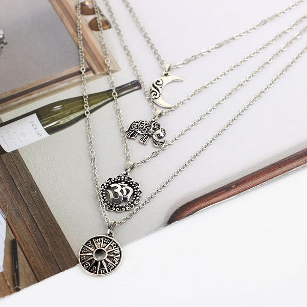 Multilayer Boho Necklace