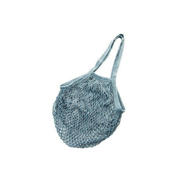 green mesh market bag