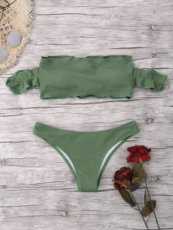 Collect Shells Bikini Set