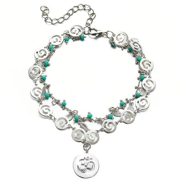 Ohm Anklet