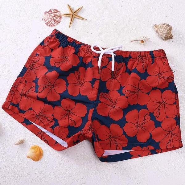Colorful Creatures Swim Trunk
