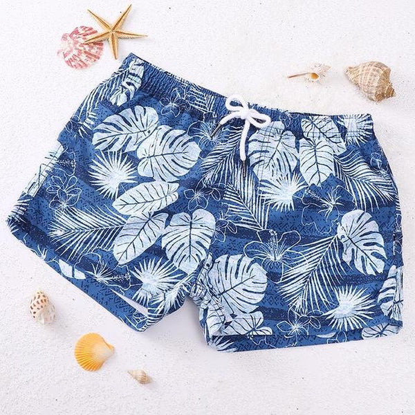 Flower Power Swim Trunk