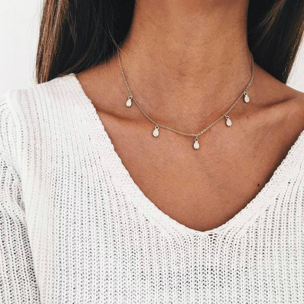 Full Drop Necklace