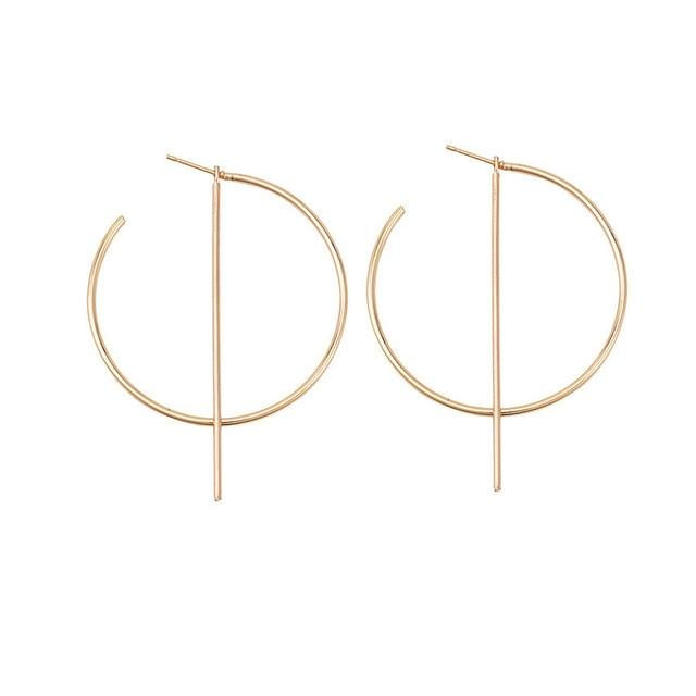 Savvy Hoop Earrings