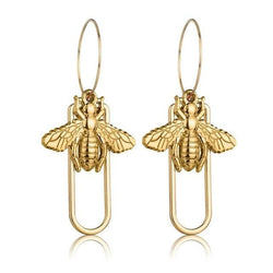 Royal Jelly Drop Earrings