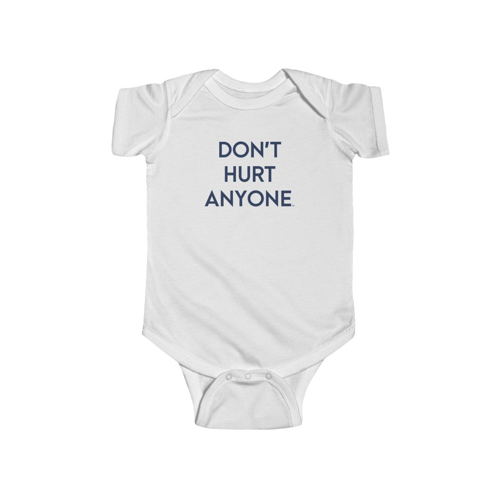 Infant Fine Jersey Bodysuit - Kid's Collection