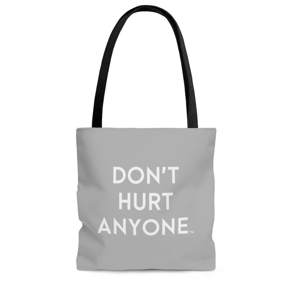 DHA Grey Tote Bag | 3 Sizes | Unisex