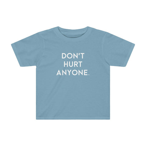 Kid's Soft Cotton Tee