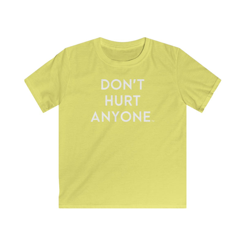 DHA Softstyle Tee - Kids