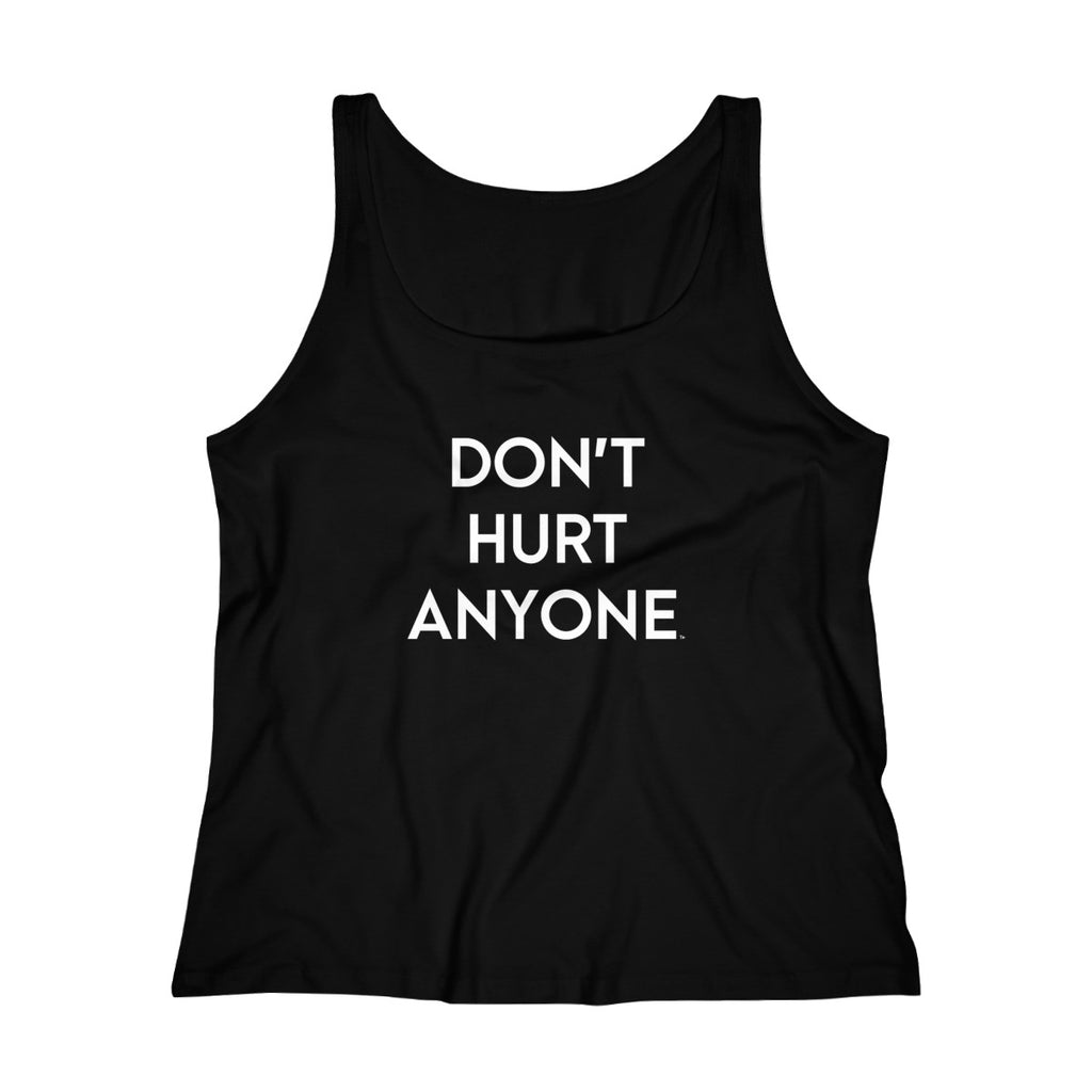 Women's Relaxed Jersey Tank Top