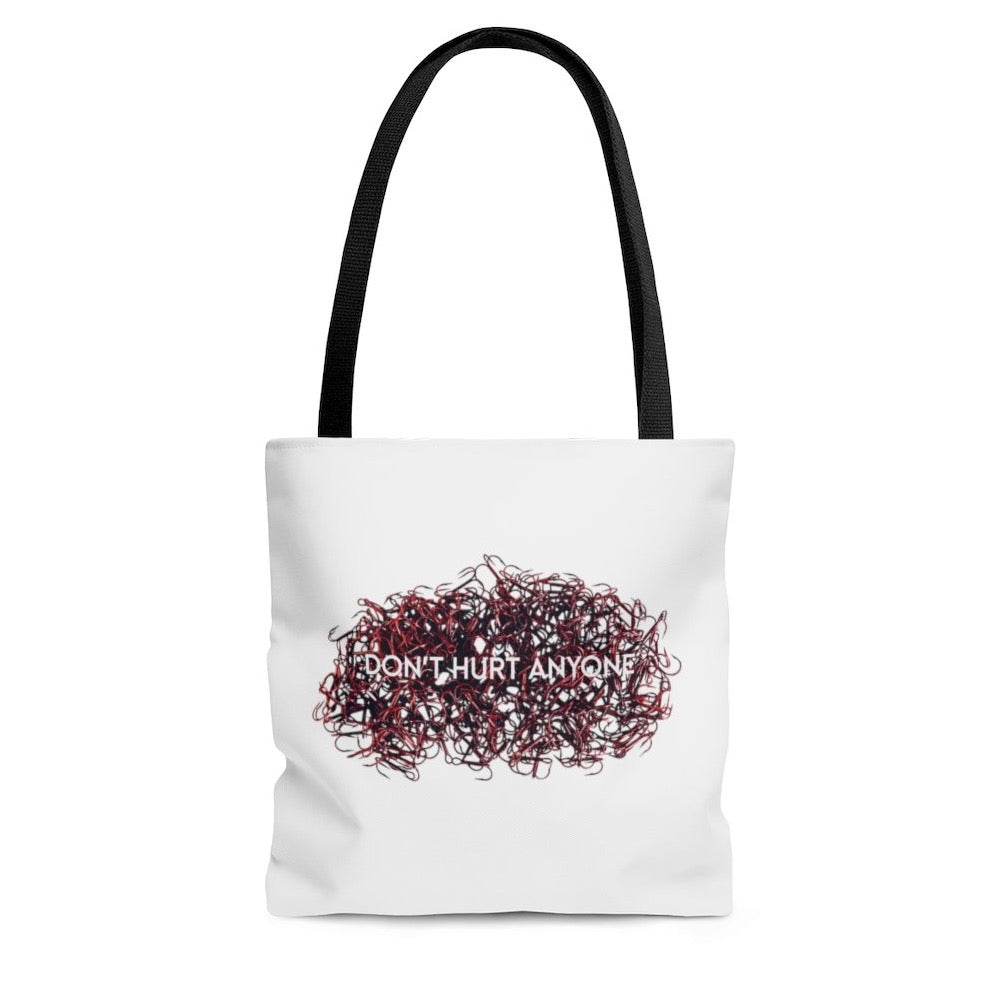 DHA Red Hooks Tote Bag | 3 Sizes | Unisex