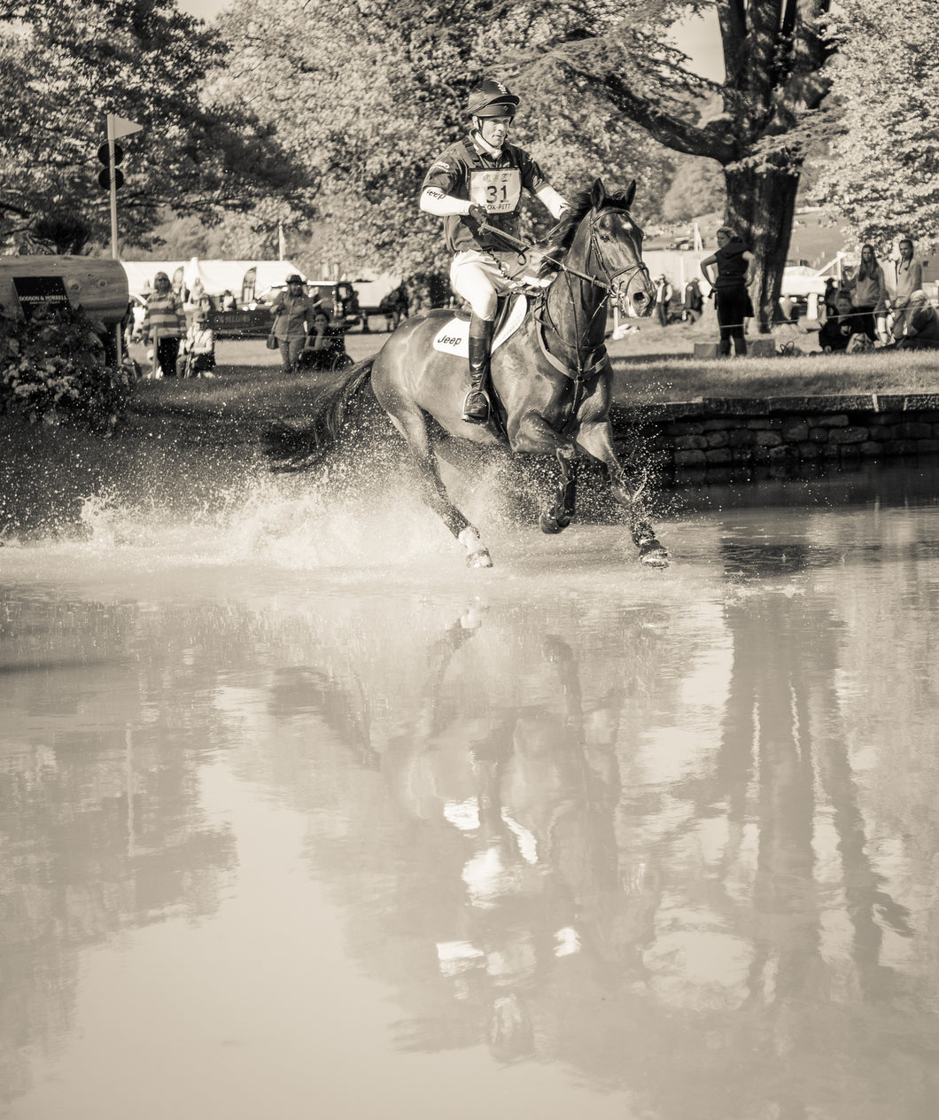Platinum Club Cross Country Course Walk with William Fox-Pitt at Burghley Horse Trials - 6th September 2019 MEMBERS GUEST TICKET