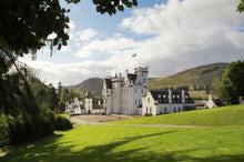Leg 6 Blair Castle ERM Premium Lounge