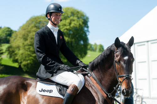 Platinum Club William Fox-Pitt April 2019 Yard Tour - MEMBER TICKET