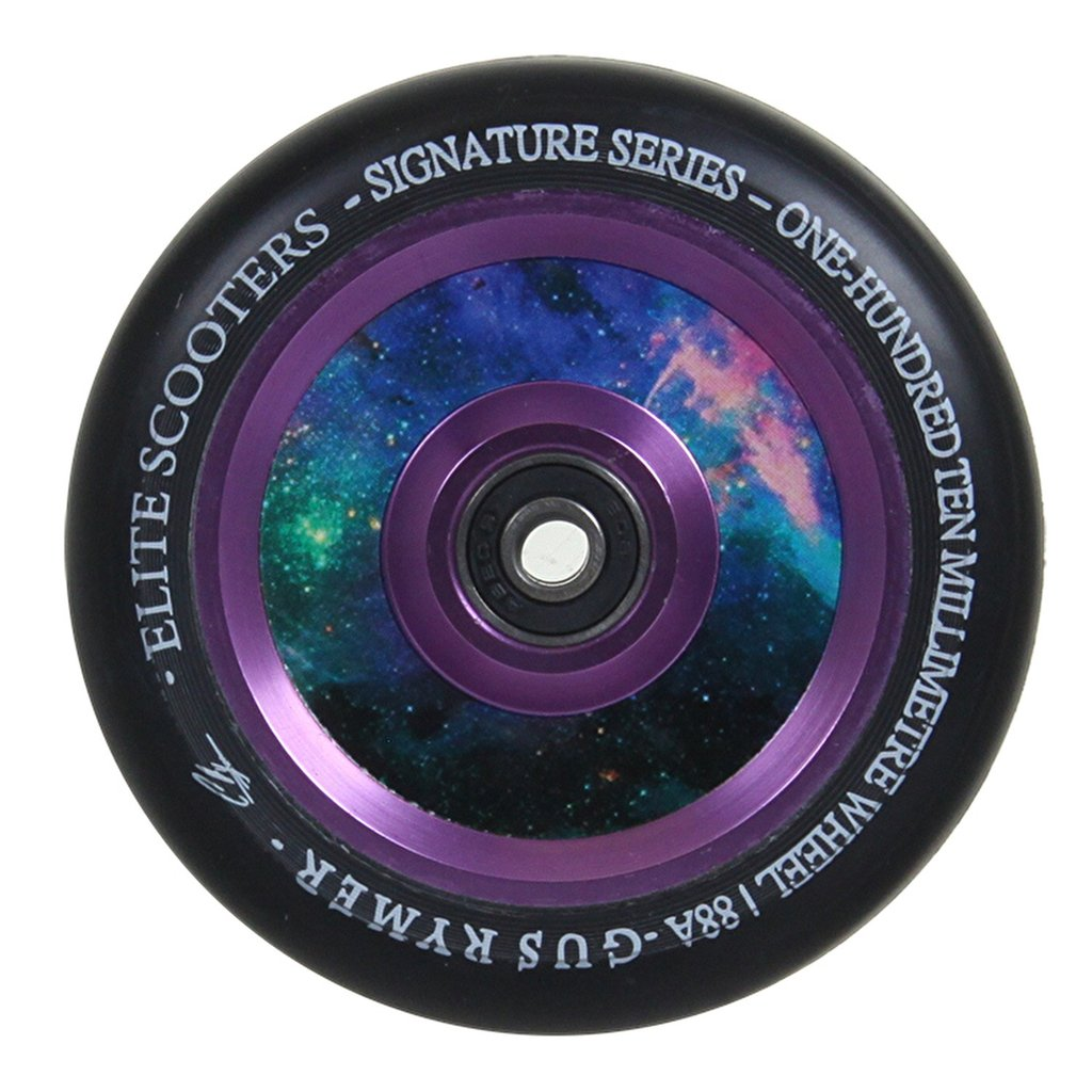 Elite Gus Rymer Sig Air Ride Galaxy Wheel 110mm