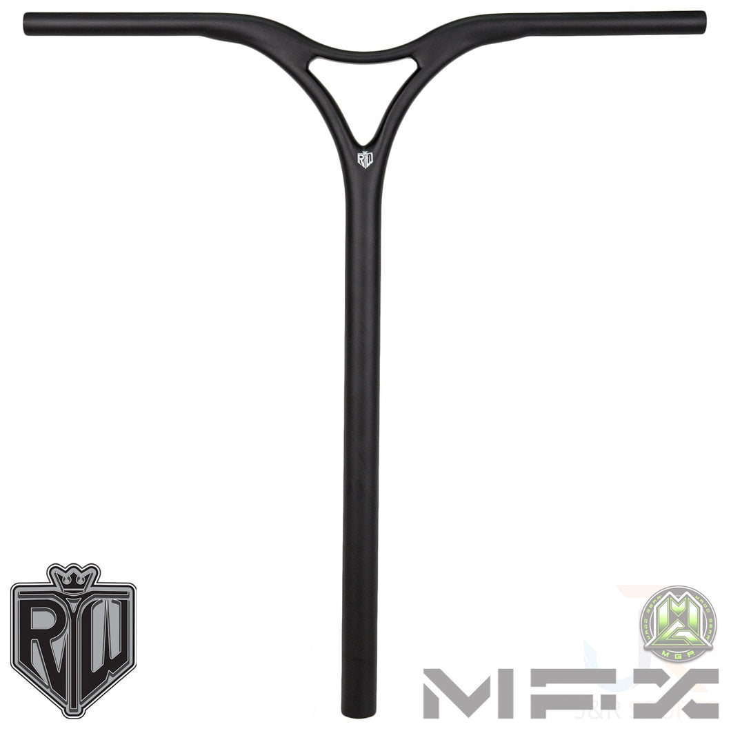 MGP R Willy 3D Forged Scooter Bars - Black