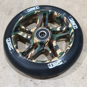 Blunt 120mm Camo Scooter Wheel
