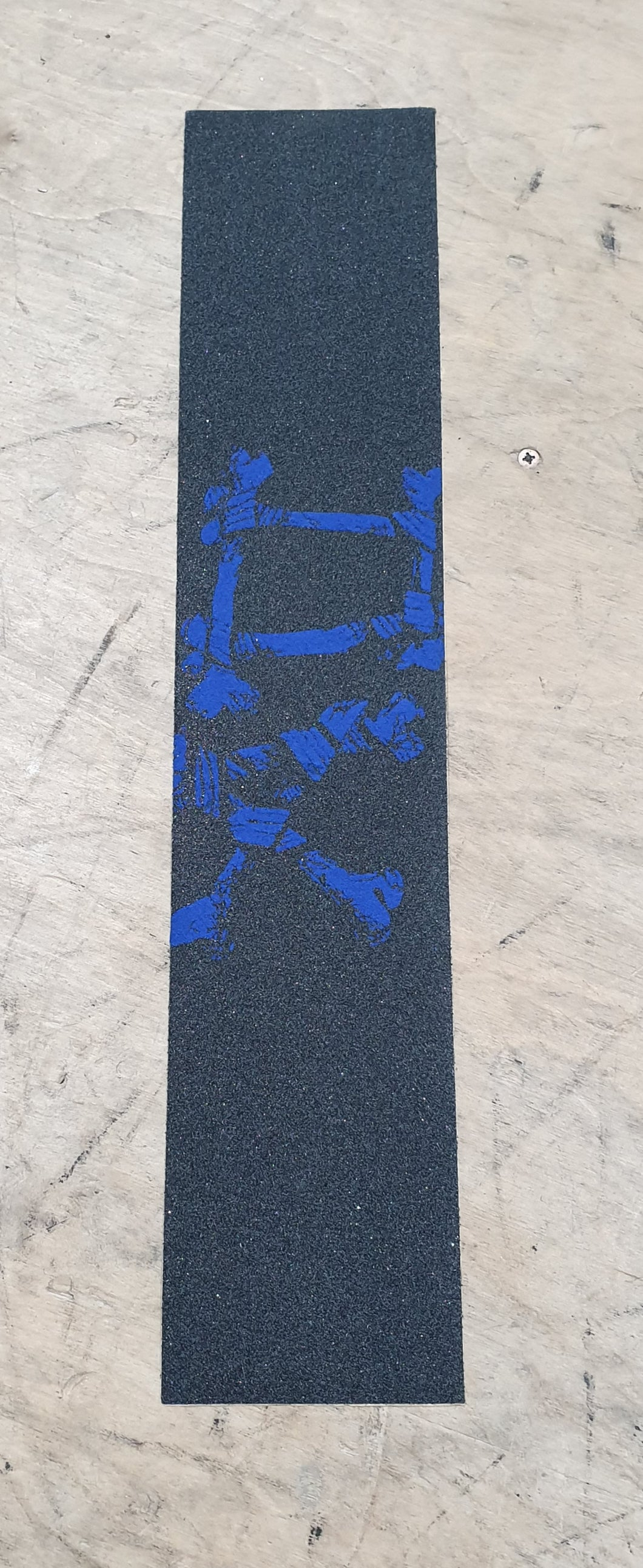 AO SCOOTER GRIPTAPE BONES IN BLUE